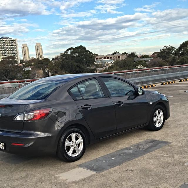 BEST PRICE Mazda 3 Neo 2012 Sedan Automatic, Cars on Carousell