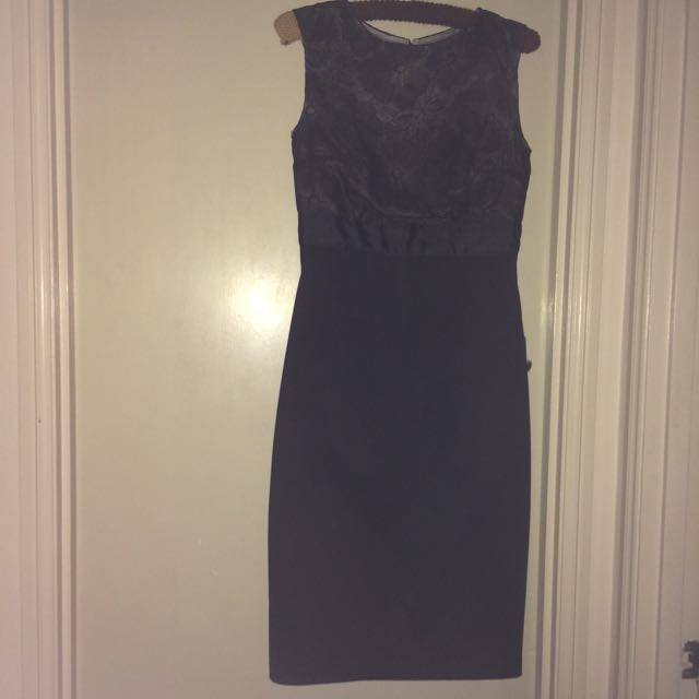 Black QP collection Dress