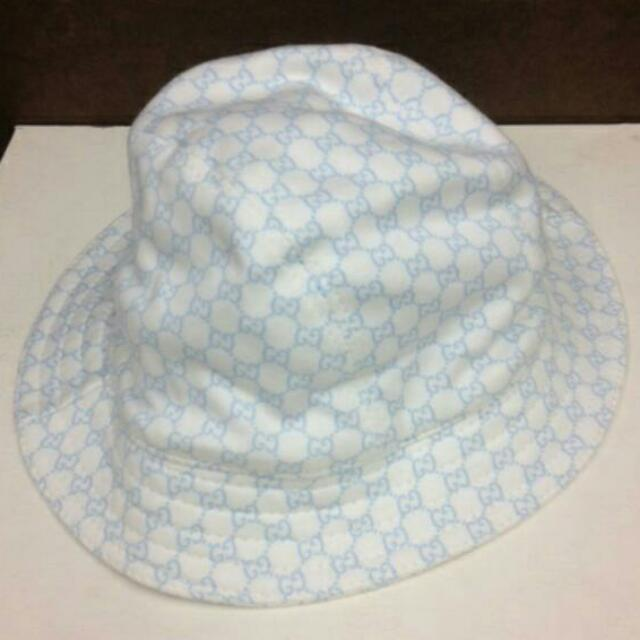 150ee0a04fb Brand New And Authentic Gucci Baby Fisherman Hat