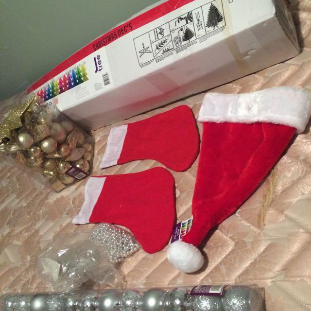 Christmas Tree/decorations