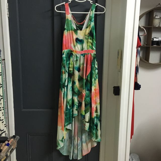 Cooper St Pina Colada Dress Size 8