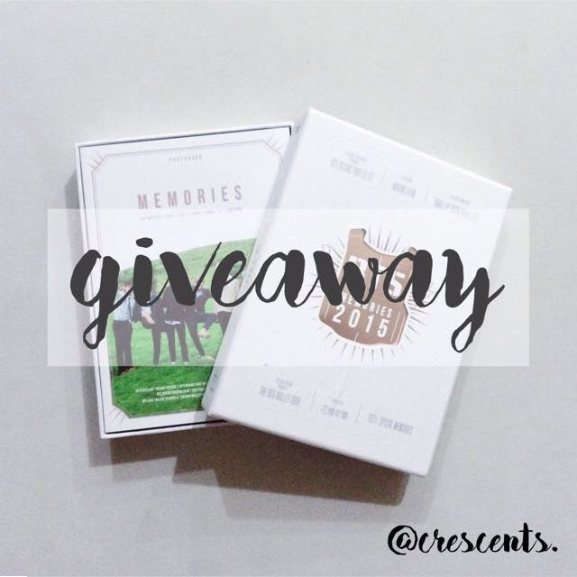 @crescents. giveaway repost
