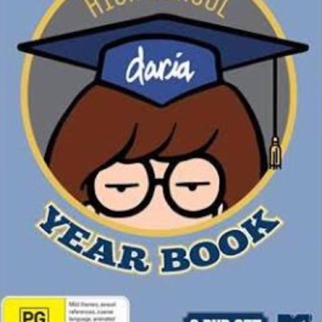 DARIA Year Book Edition 8 Box Set