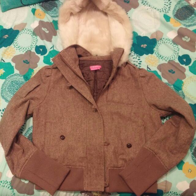 Designer Fall Coat