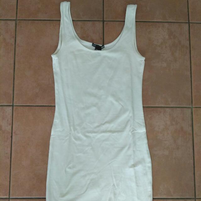 Dress Bahan Kaos H & M Size XS (Never Used)