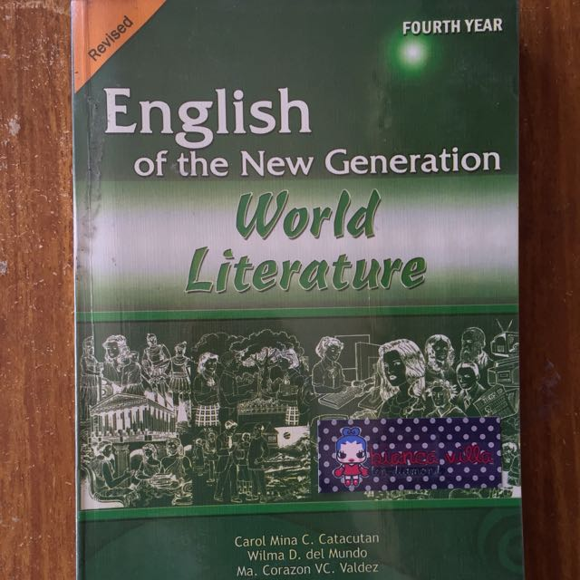 English Of The New Generation