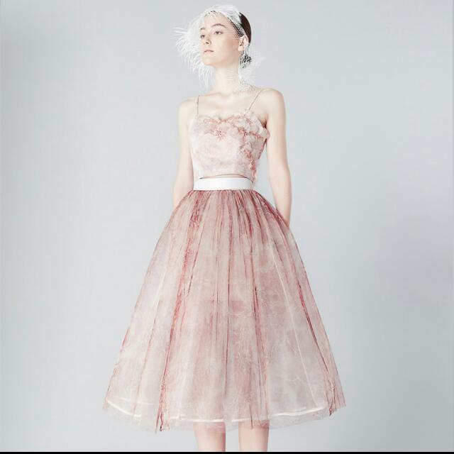 ES Designed Dress In Pink