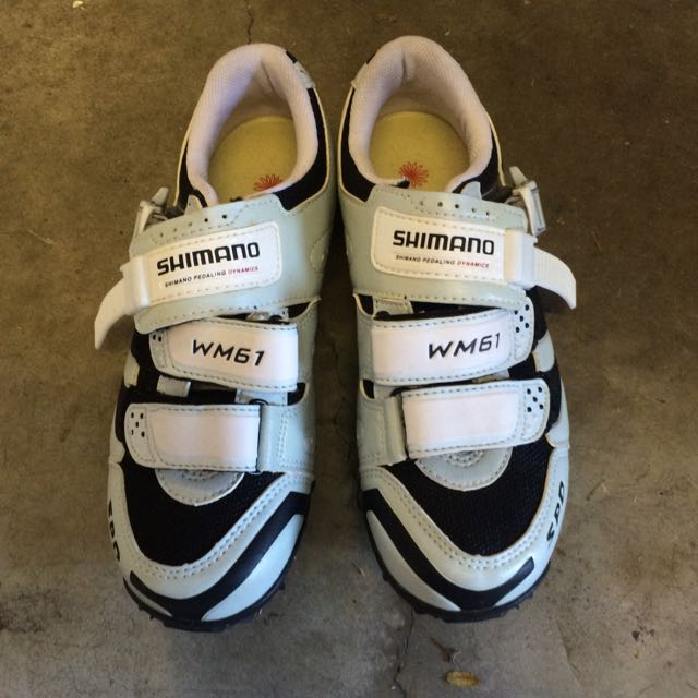 EU38 Shimano WM61 Bike Riding/Spin Shoes