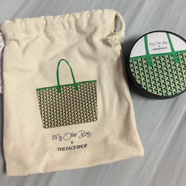 Faceshop x The Otherbag Collection CC Cushion