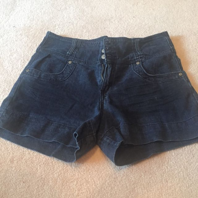 Jay Jays high waisted shorts