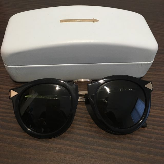 Karen Walker *HARVEST* Sunglasses With Proof Of Purchased
