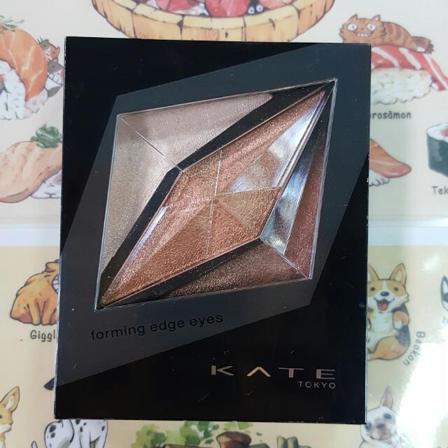 KATE 凱婷 擴型深邃眼影盒 BR3
