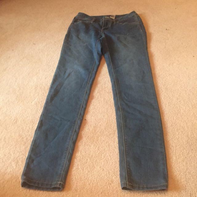 Kmart super skinny jeans