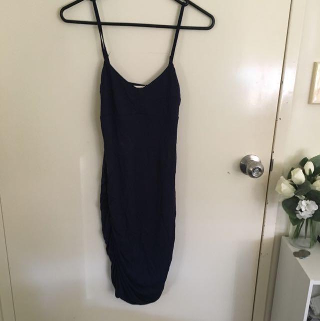 Lofstrom Dark Blue Dress