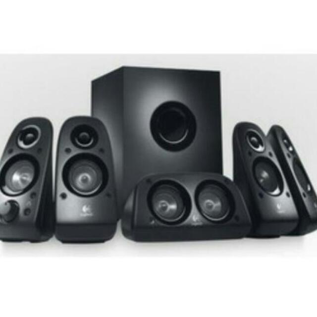Logitech Speakers Surround Sound