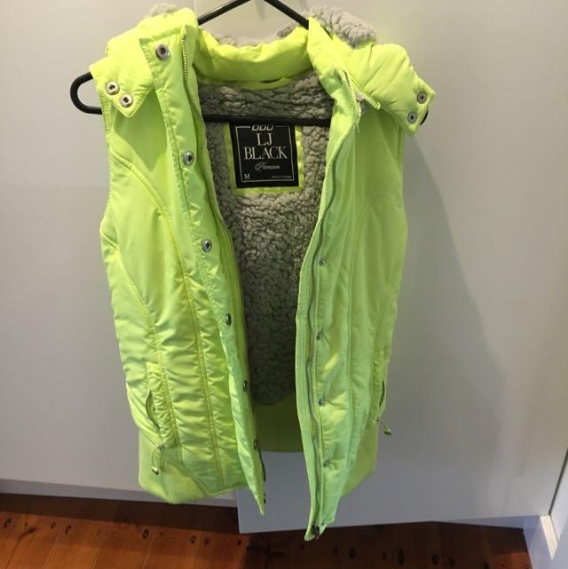 Lorna Jane Candy Puffer Vest