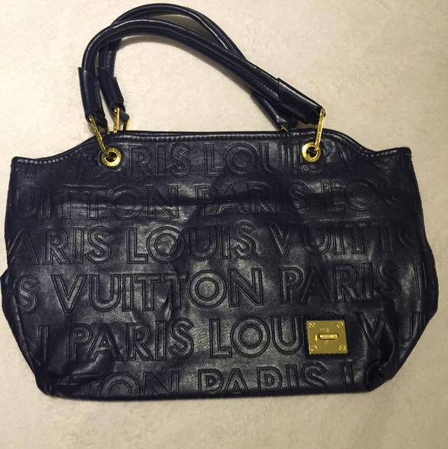 Louis Vuitton Bag Unauthentic
