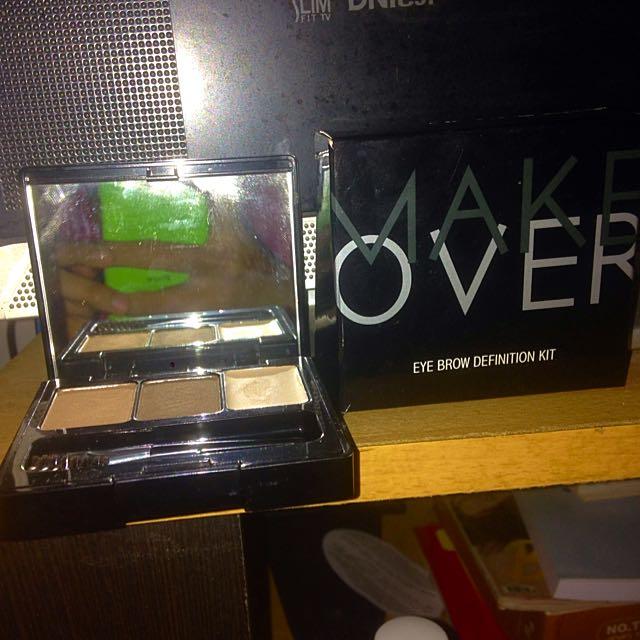 Make Over Eyebrow Definition Kit