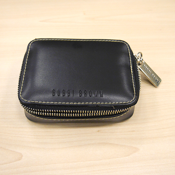 Sold Out Makeup Case - Bobbi Brown Black Lipstick Makeup Case (original)