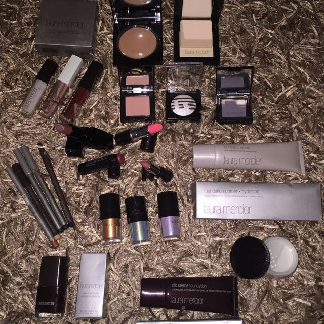 Massive Laura Mercier Package