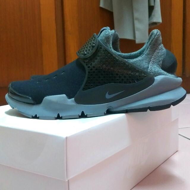 Nike Sock Dart Tech Fleece 黑灰