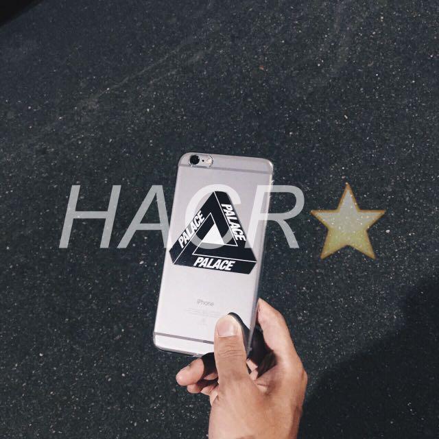 含運❤️Palace iPhone Case 軟殼 6/6plus