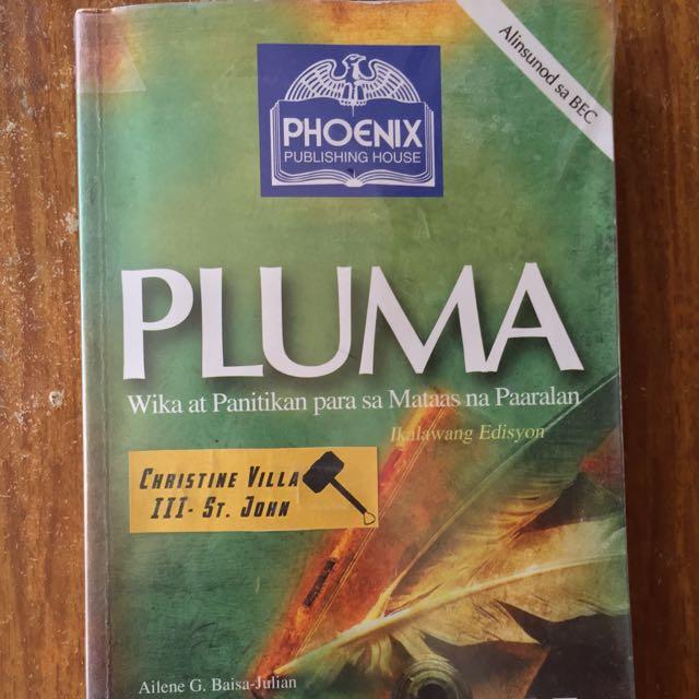 Pluma III (2nd Edition)