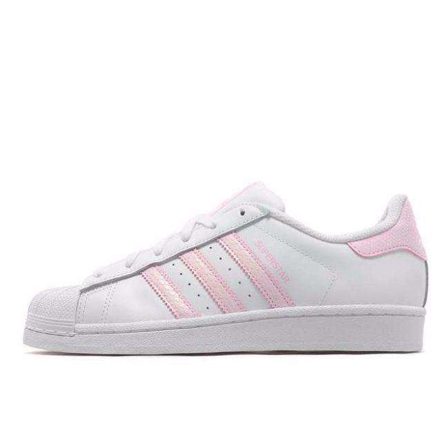 Adidas Superstar Junior Baby Pink