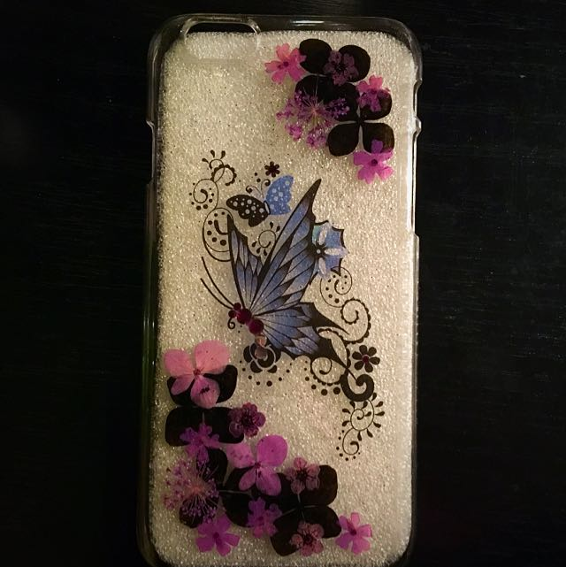 Pressed Flower iPhone 6/s Phone Case