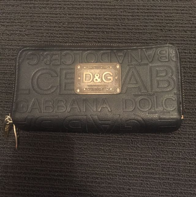 Replica D&G Wallet
