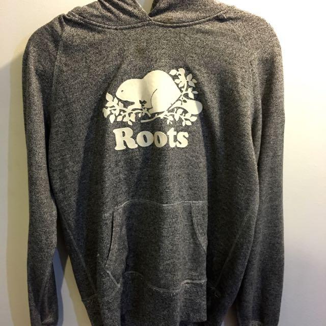 Roots Salt&Pepper Sweater