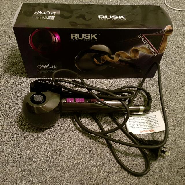 Rusk Miracurl - Willing To Negotiate Price