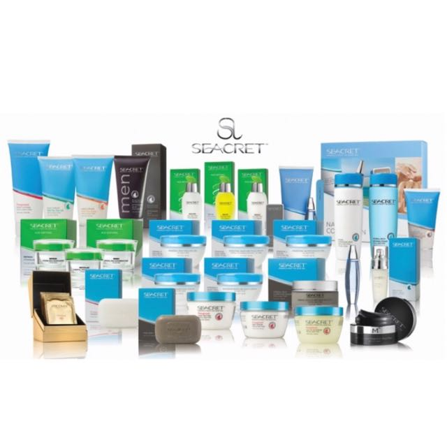 Seacret Products