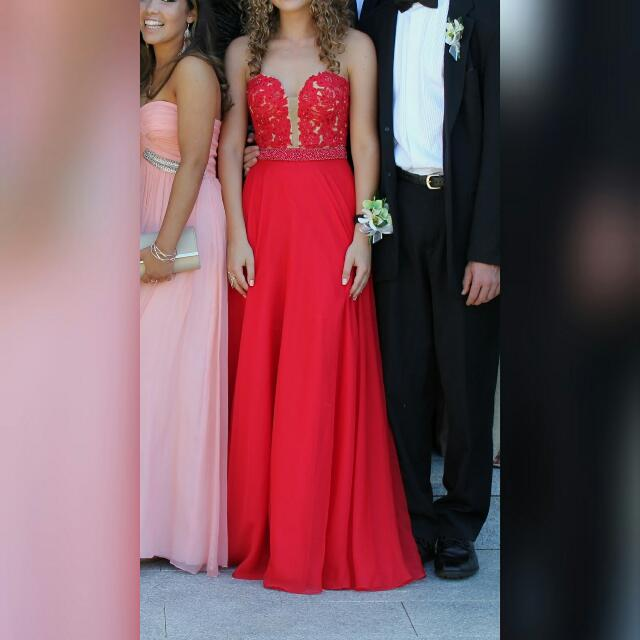 SHERRI HILL ball dress for sale or rent.
