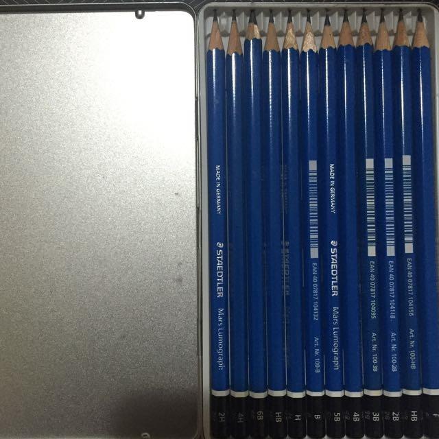 Staedtler Pencil Set