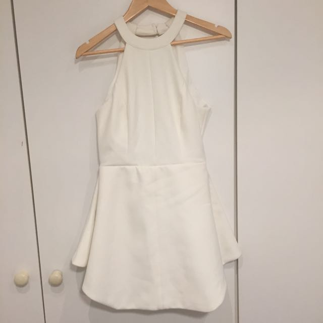 To The End Mini Dress Keepsake The Label - Size Small