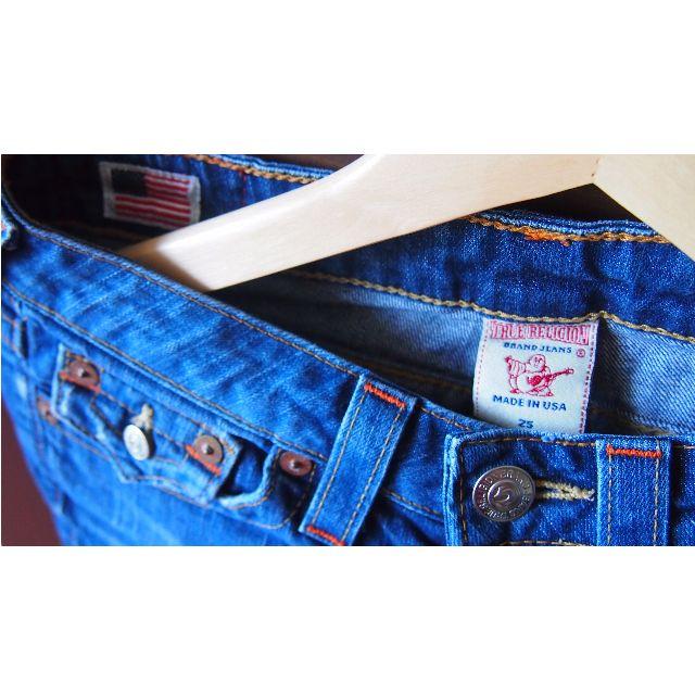 True Religion Womens Shorts Jeans