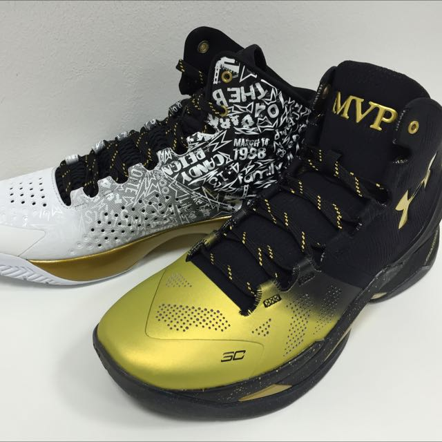 7a34882bd194 Under Armour Curry Back 2 Back MVP Pack