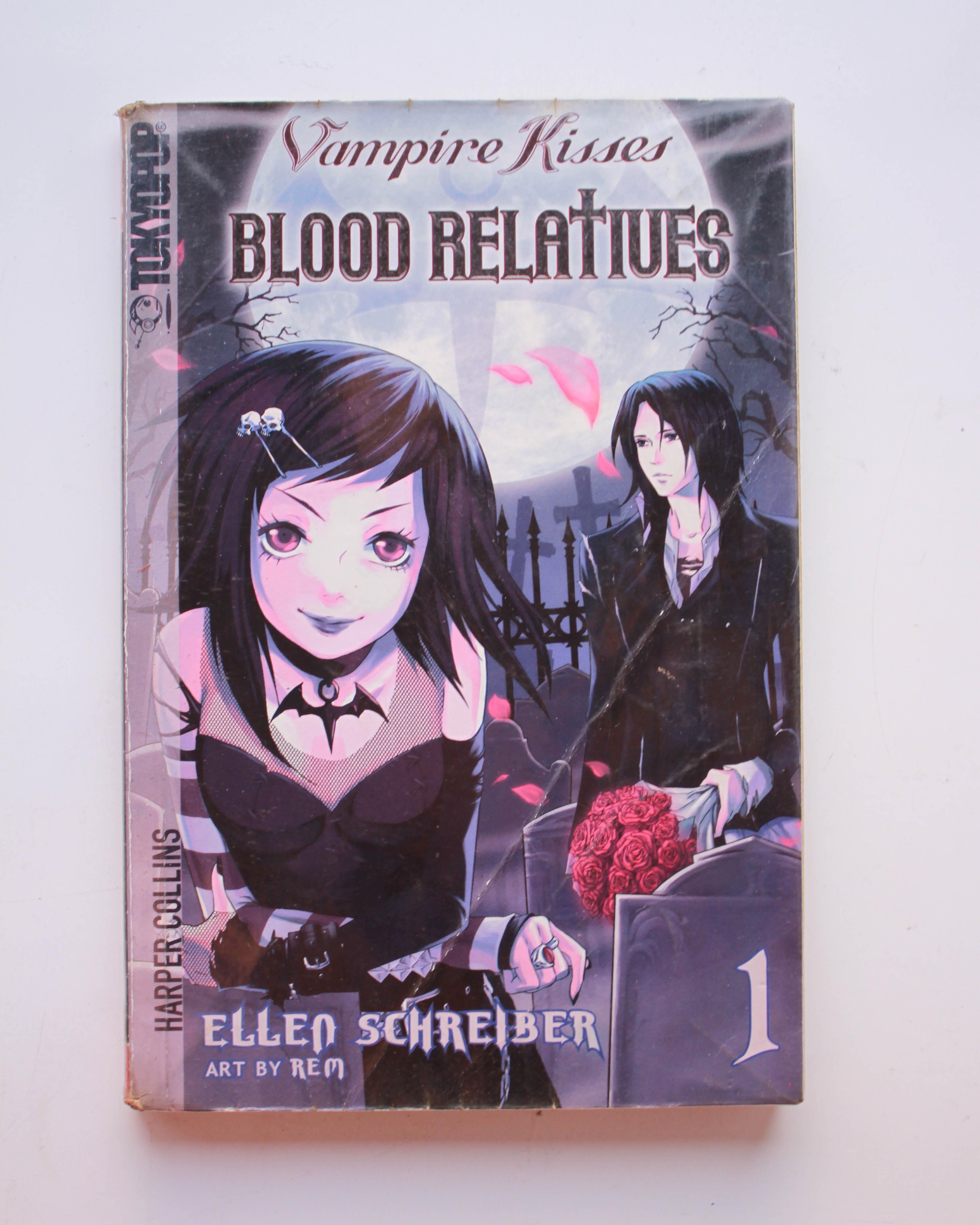 Vampire Kisses: Blood Relatives 1