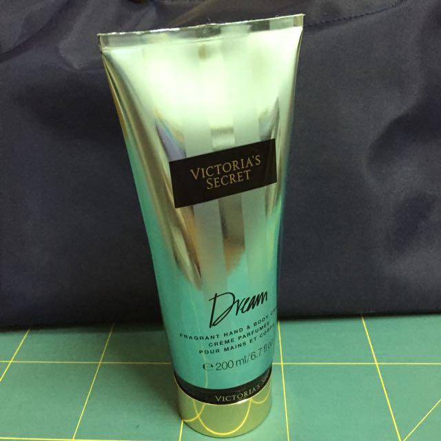 美國Victoria s secret 維多利亞的秘密 Dream 新款身體及護手乳液/潤膚霜
