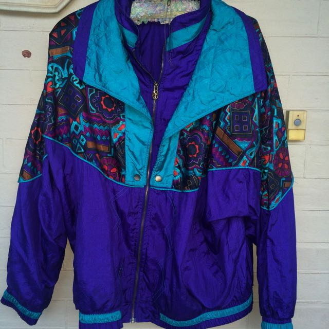 Vintage 80s Puffer Jacket
