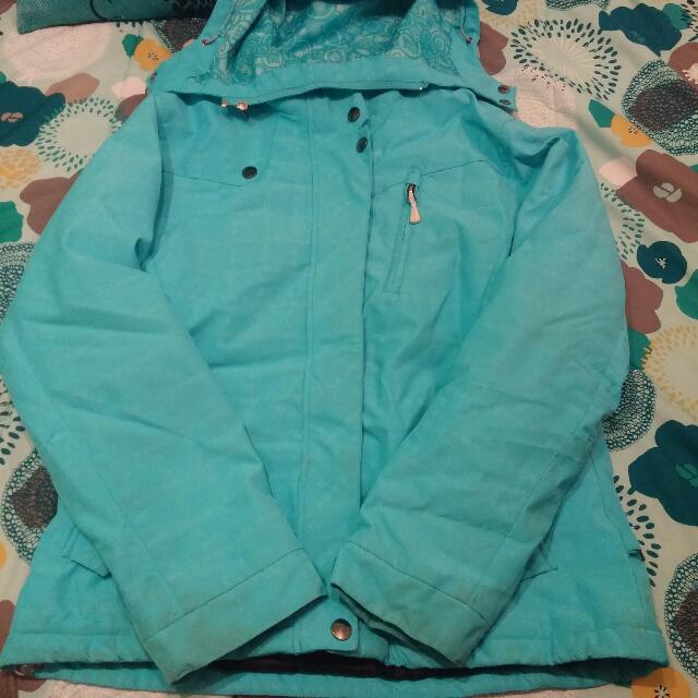 West 49 Blue Winter Coat