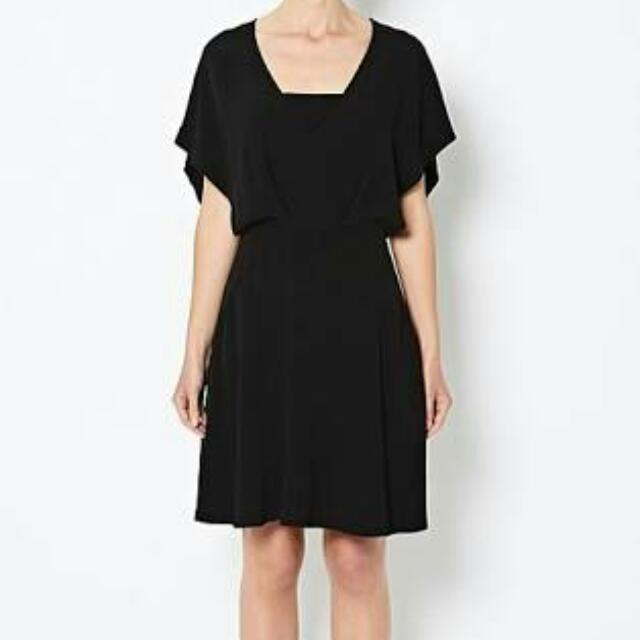 Witchery Cut Out Kimono Dress
