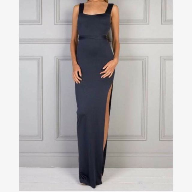 Zachary the Label- Aisha Gown (Navy Blue)
