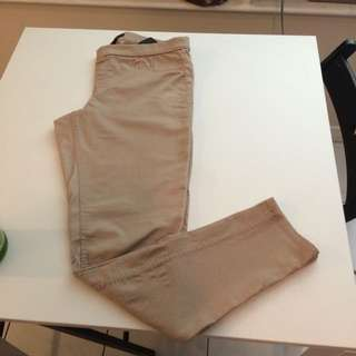 H&M Jeggings, Khaki