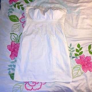 White Dress Great For Summer