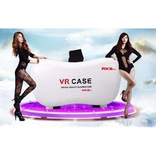 現貨 正五代 暴風魔鏡VR BOX/CASE 立體虛擬實境 3D眼鏡遙控遊戲 蘋果iphone htc sony 三星