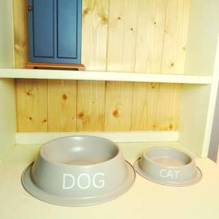 免運費 - 美國鄉村風鐵製狗狗專用寵物碗/狗碗   Zakka IKEA