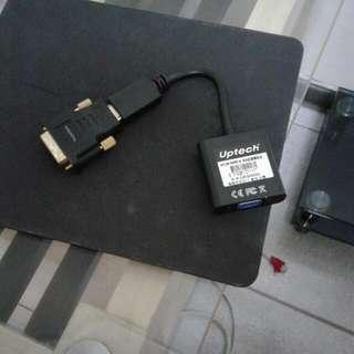 電腦VGA訊號轉換器
