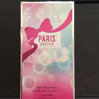 "**RESERVED** B&BW ""PARIS AMOUR"" FRAGRANCE"